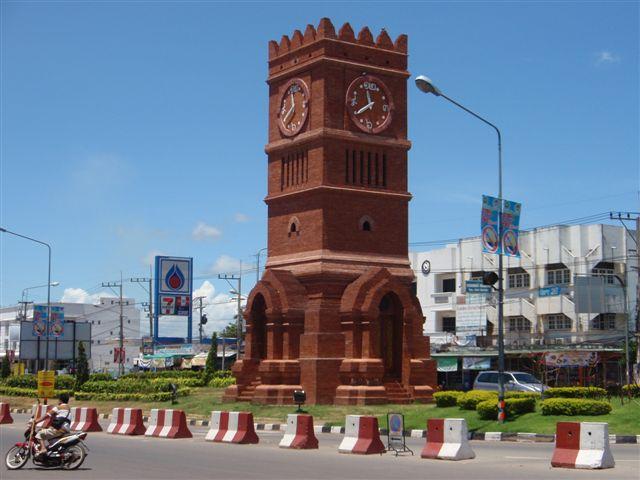 Stadt Kamphaeng Phet
